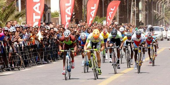 Total Eritrea sponsored African Cycling Tour 2018