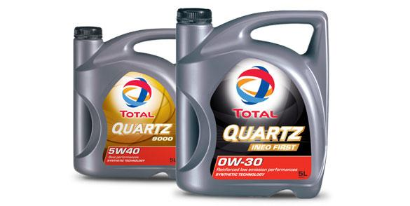 TOTAL QUARTZ:
