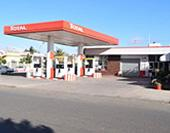 Total Service station Asmera